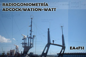 Adcock/Watson-Watt Radio Direction Finding